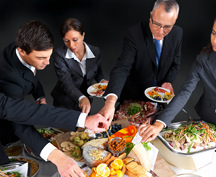 Receptions & Catering: